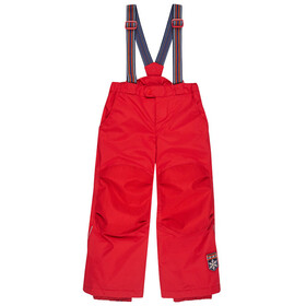 Finkid Romppa Plus Winter Pants Kids Red